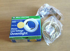 Downlight Low Voltage 12 V laiton 35 mm Plafonnier éclairage Down Briquet À faire soi-même