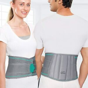 Tynor Lumbo Sacral Belt(Back support compression flexible splint)-Large