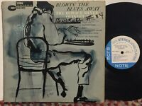 Horace Silver Blowin Blues Away VG+ BLUE NOTE 84017 47W63 DG RVG P Blue Mitchell