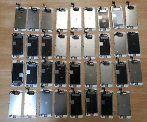 Job lot Apple iPhone White 6s LCD Screens (For Refurb)