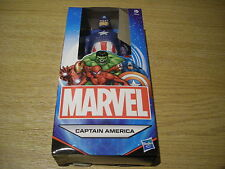 "MARVEL DC COMICS SUPERHERO COMIC BOOK HEROES 6"" CAPTAIN AMERICA FIGURE - BNIB"