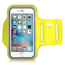 iPod Touch Premium Neoprene Armband Yellow 4th,5th,6th Generation Running