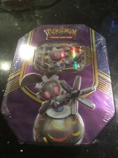 Pokemon Tcg Magearna Ex Tin 4 Booster Packs Online Code Card