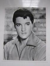 Elvis Presley 8x10 photo ba