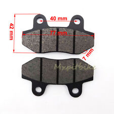 Disk Brake Pads For Honda CMX250C Rebel Hyosung GV250 GV650 Aquila ST7 Deluxe