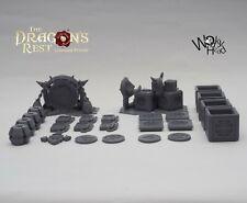 Corrupto reliquias de Doom Blackstone fortaleza & traidores comando compatible