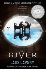 Giver Quartet: The Giver 1 by Lois Lowry (2014, Paperback, Movie Tie-In)