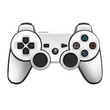 Sony PS3 Controller Skin - Solid White - DecalGirl Decal