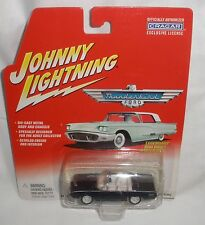 Johnny Lightning 1961 Thunderbird Convertible White Lightning