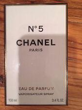 No 5 Eau de Parfum 3.4 oz Brand New Womens Perfume