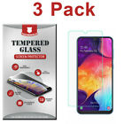 New 3 Pack Tempered Glass Screen Protector For Galaxy A10e/A20e/A30/A51/A70/A80