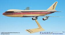 Flight Miniatures PEOPLExpress 747-100/200 1:250 Scale Display Plastic Model
