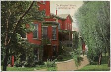 Old Couples' Home in Wilkinsburg PA Postcard 1912