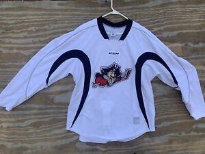 Portland Pirates NHL Pro Practice CCM Edge Hockey Jersey.   Sz.56