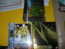 Figurines Myth Cloth, Bandai en métal