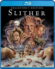 SLITHER New Sealed Blu-ray Collector's Edition