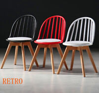 RETRO CHAIR  wooden  DINING CHAIR  LOUNGE MODERN.