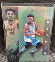 Jimmy Butler Emerald Miami Heat SSP 2019-20 Panini Illusions #139