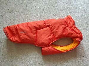Ruffwear Quinzee Insulated Dog Jacket Red XX Small