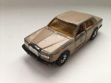 Matchbox Rolls-Royce Silver Spirit 1986 Macau 1:69