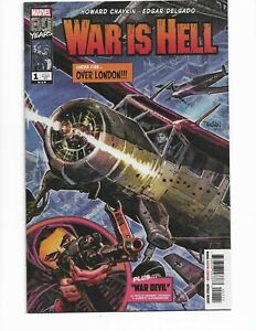 WAR IS HELL #1 DAN PANOSIAN REGULAR MAIN COVER 2019 Howard Chaykin Marvel Comics
