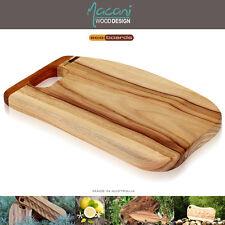 Macani Wood Ecoboards - Tavolo in legno di canfora circa 35 x 25 cm
