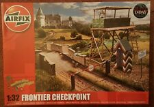 Airfix Frontier Checkpoint Modelo Kit 1:32 A06383 Nuevo