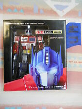 U14 Transformer Lot IGEAR PP01 FAITH LEADER MINI MASTERPIECE MP 01 OPTIMUS PRIME