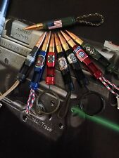"""NEW POWDER COATED OPENERS"" 308. & 223. Caliber Bullet Bottle Opener / Key Chain"
