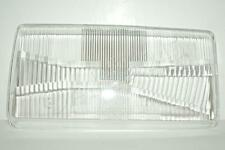 Audi 80 90 B2 ORIGINAL Headlight Glass Lens LEFT 79-84