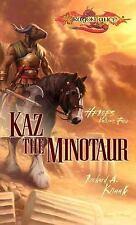 Kaz the Minotaur: Heroes, Volume Four-ExLibrary