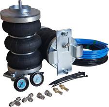 Luftfederung Fiat Ducato 230/244/250 für Wohnmobile / Kastenwagen