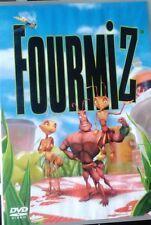 DVD du dessin animé FOURMIZ - DreamWorks