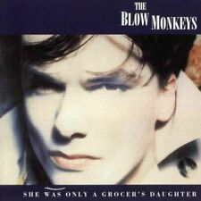 The Blow Monkeys, She Was Only A Grocer's Daughter, Very Good, Audio CD