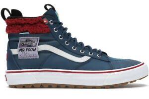Vans Athletic Shoes The Simpsons X Mr. Plow SK8-HI MTE 2.0 DX Navy 6.5 Men's