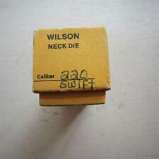 Wilson Neck Die, .220 Swift