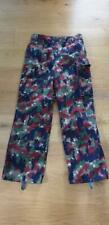 swiss army genuine Isuse alpenflage trousers size 40 uk 34 inch waist