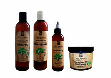 Olde Jamaica Black Castor Oil COMPLETE LINE for damaged hair & regrowth