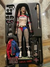 Hot Toys DC Suicide Squad Mms383 Harley Quinn Masterpiece Action Figure Figurine