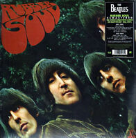THE BEATLES  - RUBBER SOUL -180gsm REMASTERED VINYL LP BRAND NEW AND SEALED