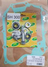 KIT REVISIONE POMPA ACQUA + GUARNIZIONE COPERCHIO STATORE HONDA SH 300 TPR TOP