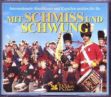Mit Schmiss und Schwung  -   Reader's Digest   4 CD Box  OVP