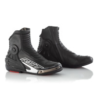 RST Tractech Evo 3 CE Short Motorcycle Ankle Boots Black or White