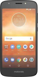 Brand New - Motorola Moto E Play 5th Gen 16GB XT1921 Black (Unlocked) Phone