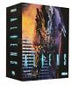 Aliens Xenomorph Warrior Action Figure 1990 Alien Video Game Appearance NECA Box