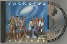 THE JACKSONS Victory EPIC CD Album EPC 4504502 A+CONDITION