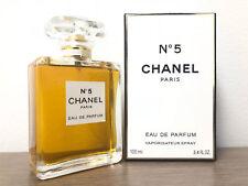 Chanel No.5 3.4 oz / 100ml Women's Perfume Spray EDP SEALED NEW IN BOX
