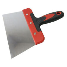 7'' Paint Scraper Tempered Spring Steel Blade Soft Handle Builder Amtech G06950