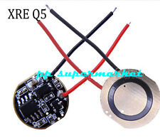1PCS Dimmable Circuit Board LED Driver for Cree XR-E XRE Q5/P4 LED Light Lamp