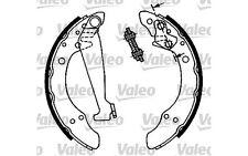 VALEO Kit frenos, disco de tambor SEAT IBIZA CORDOBA VOLKSWAGEN POLO GOLF 554728